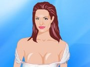 Play Angelina Jolie Dress up