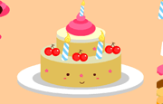 Play Cake Dress Up